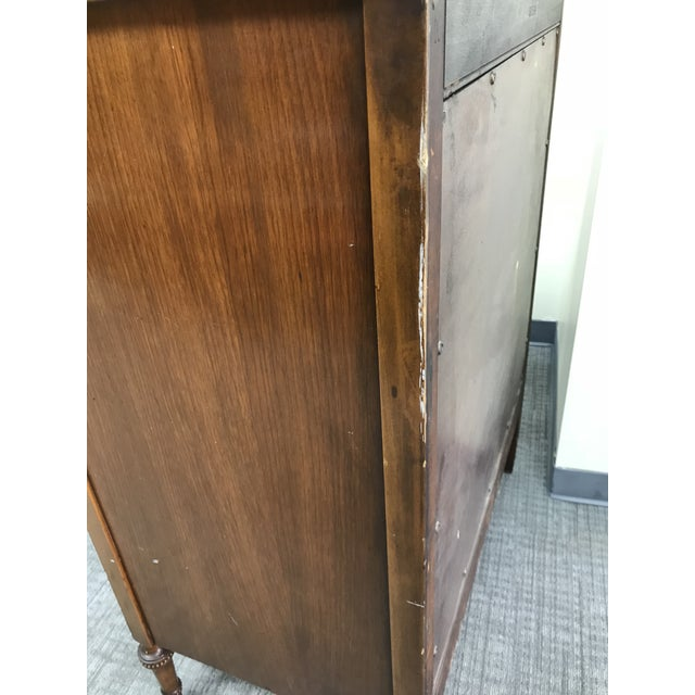 1930's Revell's Chicago Louis XVI Style Chest of Drawers For Sale - Image 9 of 12