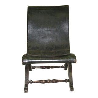 Three Slipper Chairs by Pierre Lottier