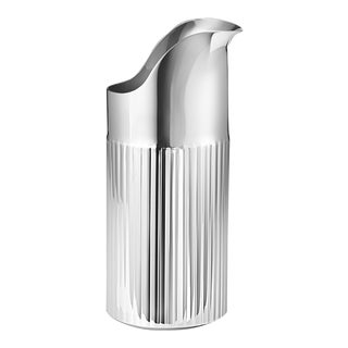 Georg Jensen Art Deco Stainless Steel Bernadotte Creamer / Milk Jug For Sale