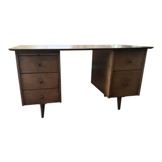 1950s Mid-Century Modern Paul McCobb Desk and Chair Set