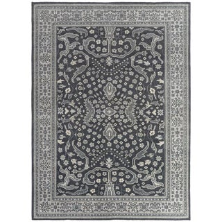 21st Century Vintage Cappadocia Hand Knotted Rug- 4′6″ × 6′6″ For Sale