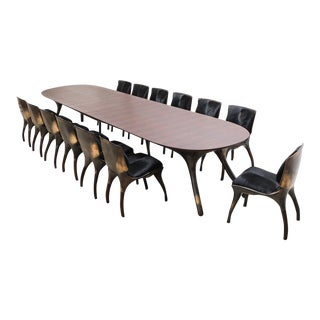Monumental Dining Table, Usa, 2018 For Sale