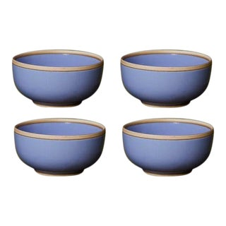 Contemporary 'Hermit' Bowls by Middle Kingdom — Set of 4 - Lavender