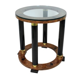 A Neo-Classical Side Table For Sale