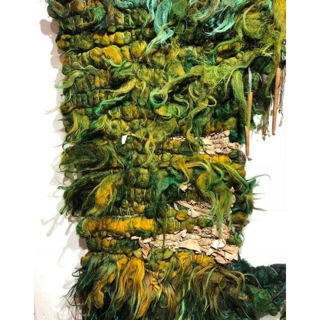 Tapestry Catalan school Josep Grau-Garriga, Spain, 1970