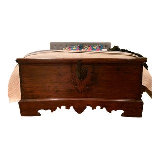 Early 19th Century Spanish Kist For Sale
