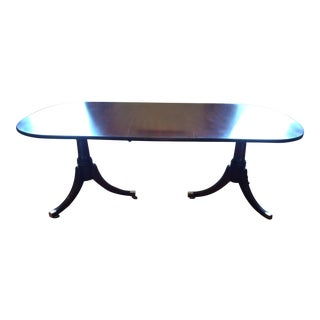 Century Furniture Cherry Dining Table