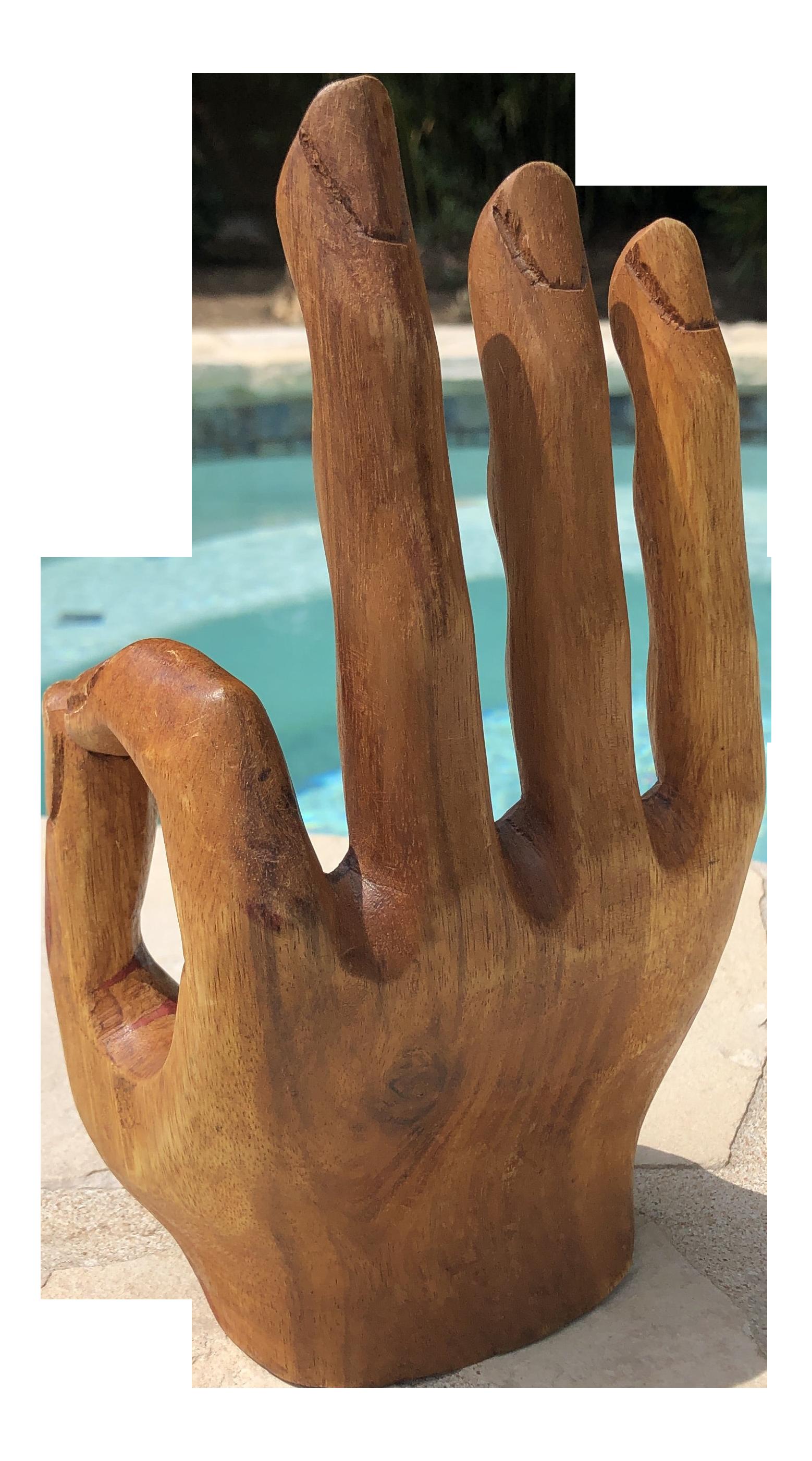 Wooden bear sculpture hand carved wooden bear sculpture wooden