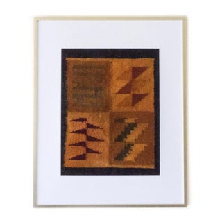 Peruvian Incan Calendar in Earth Tones Wall Hanging / Placemat Preview