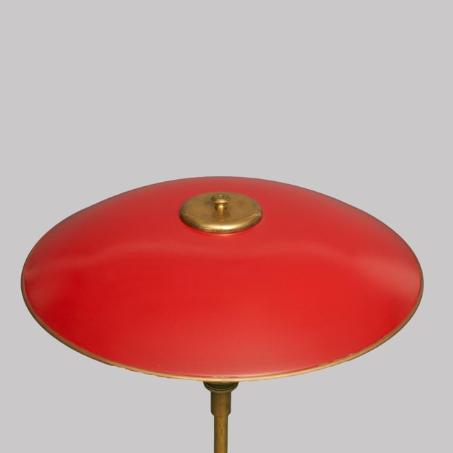 Louis Poulsen Poul Henningsen PH-4/3 Lamp For Sale - Image 4 of 6