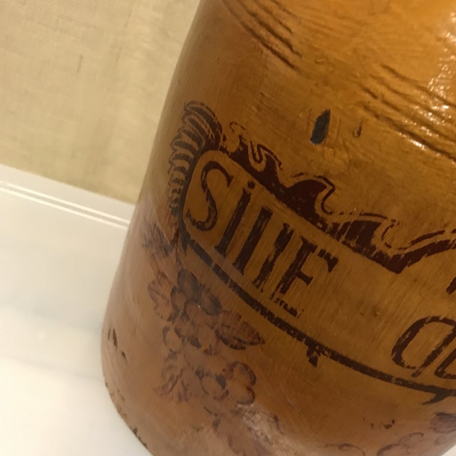 Wooden Apothecary Jar - Image 4 of 4
