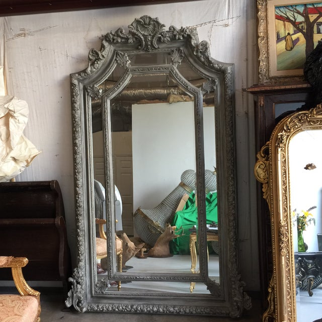 standing oversize uk floor barn from pottery round oversized mirror
