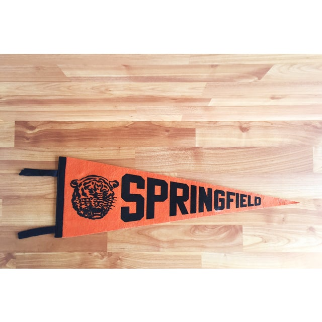 Springfield Tigers Pennant - Image 2 of 6