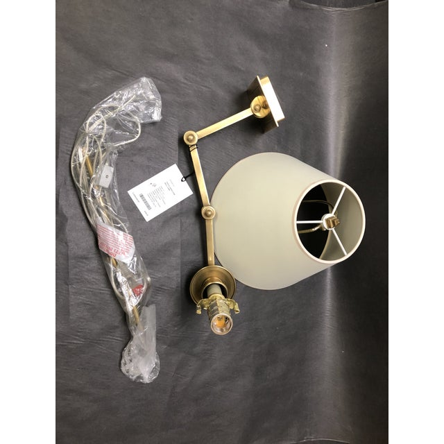 Studio Vc for E. F. Chapman Triple Swing Arm Wall Lamp For Sale In Washington DC - Image 6 of 7