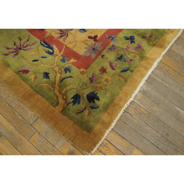 Art Deco Chinese Art Deco Rug For Sale - Image 3 of 8