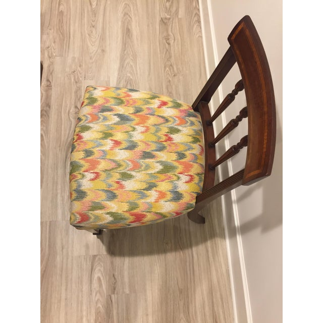 Sheraton Side Chair For Sale - Image 5 of 7
