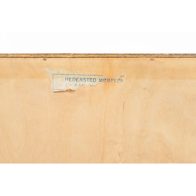Danish Modern Two-Drawer Chest - Image 9 of 9