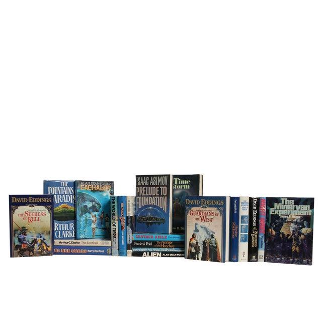 Celestial Sci-Fi Fantasy Book Set (S/20)