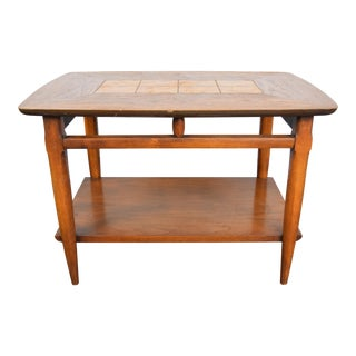 Mid Century Modern Lane Side Table For Sale