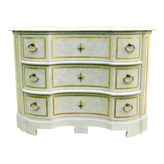 Modern History Furniture Venetian Commode For Sale
