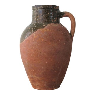 Terra Cotta Turkish Jar For Sale