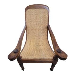 Late 19th Century Bauer International Dutch Chair For Sale