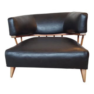 Mid Centery Modern Oversized Lounge Chair