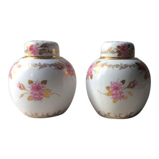Late 19th Century Ginger Jars - Set of 4 For Sale