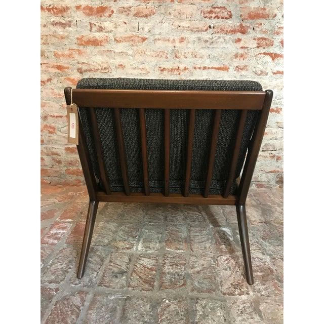 Danish Modern Vintage Danish 'Z' Chair, 1960s For Sale - Image 3 of 5