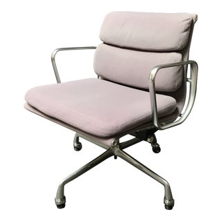 Vintage Eames Soft Pad Chair for Herman Miller