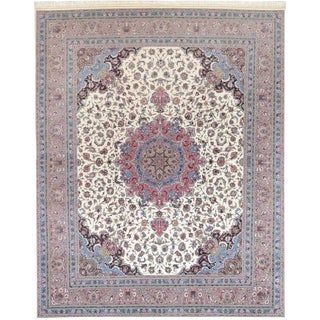 Mansour Superb Quality Tabriz Rug - 8′ × 10′ For Sale