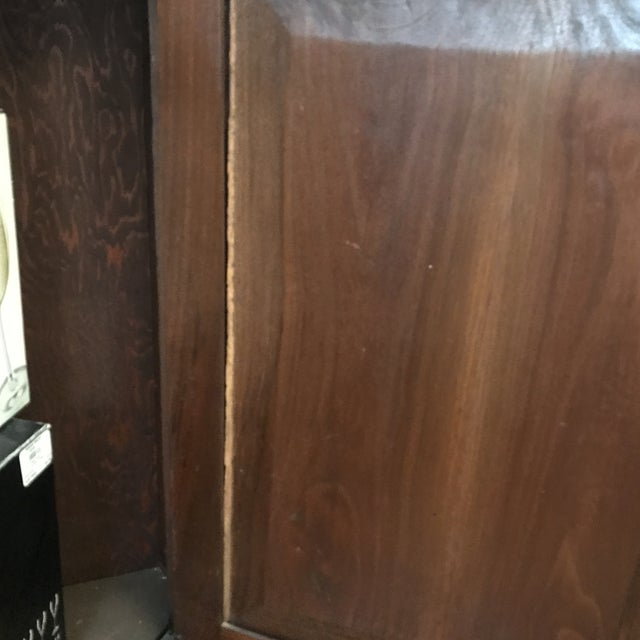 Antique Corner China Cupboard For Sale - Image 4 of 10