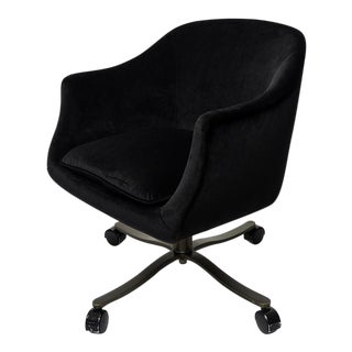 Single Swiveling Conference Chair by Nicos Zographos For Sale