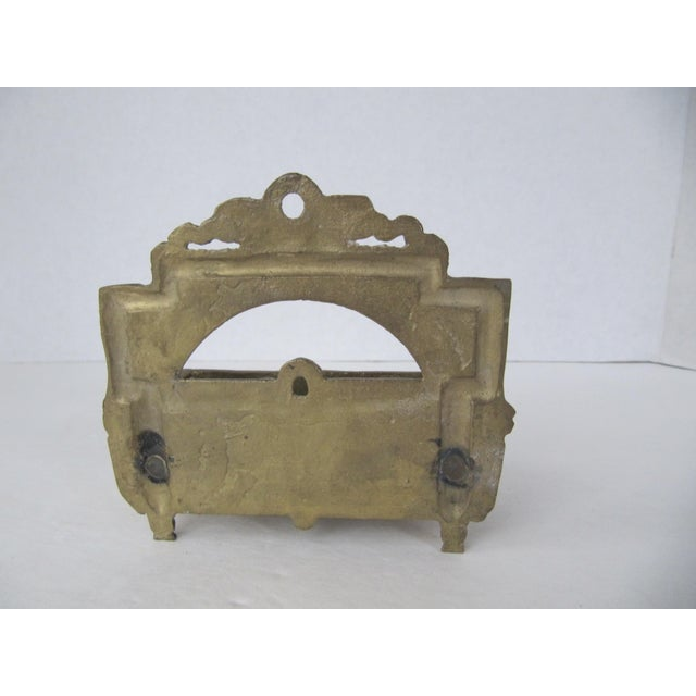 Vintage brass business card holder chairish vintage brass business card holder image 5 of 5 colourmoves