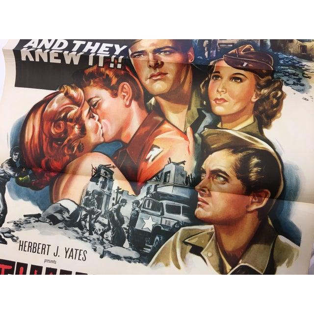 1952 Original Thunderbirds Movie Poster - Image 6 of 10