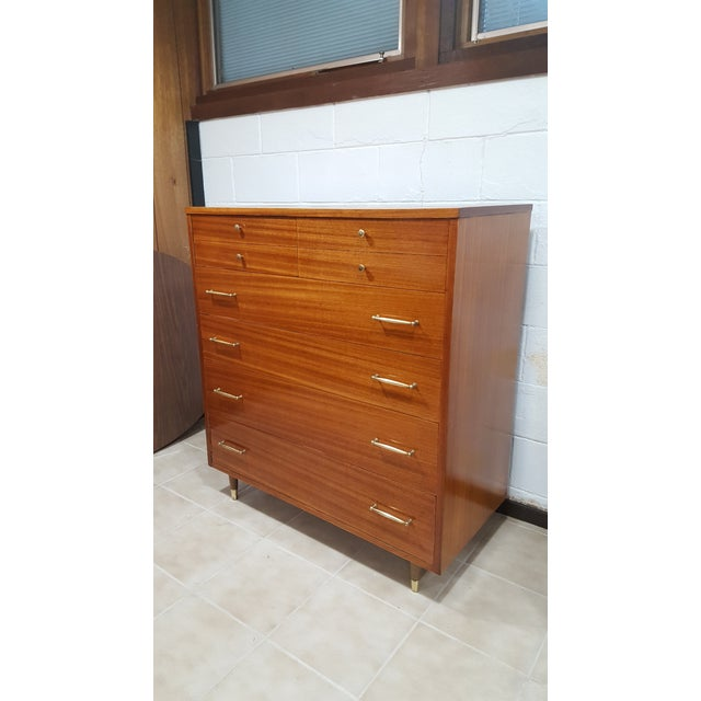Vintage Refinished R-Way Chest of Drawers - Image 6 of 11