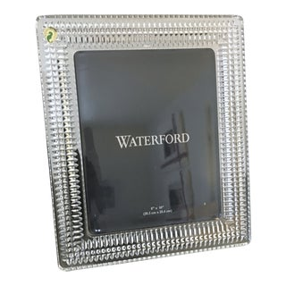 Waterford Crystal Picture Frame For Sale