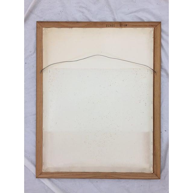 Vintage Framed Cross Stitch Art | Chairish