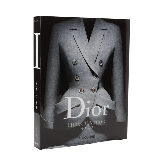 Dior Christian Dior 1947-1957 Coffee Table Book For Sale