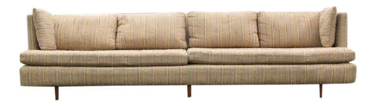 Edward Wormley For Dunbar Classic Sofa For Sale
