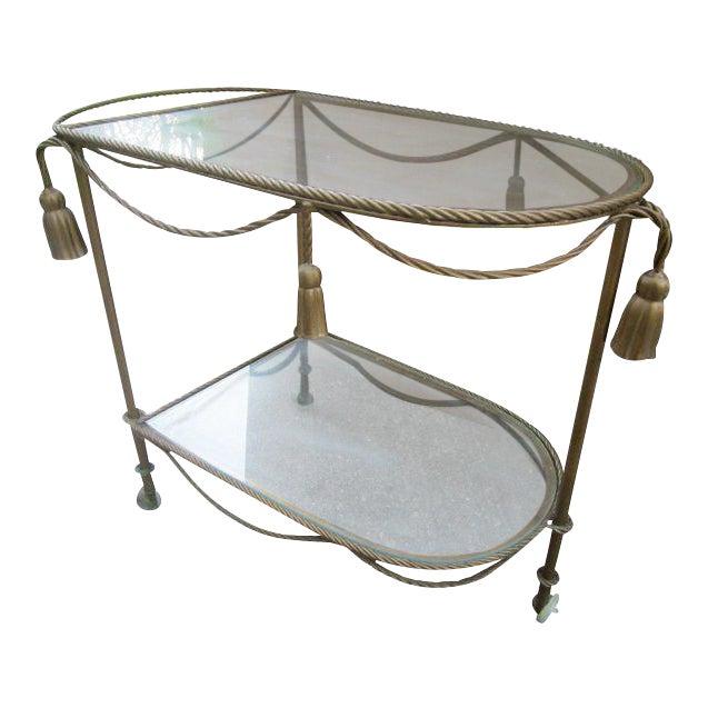 Vintage Italian Bar Cart - Image 1 of 6