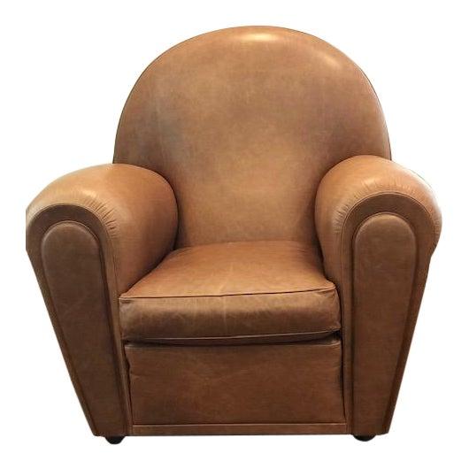 Poltrona Club Vintage.1930s Vintage Poltrona Frau Vanity Fair Chair