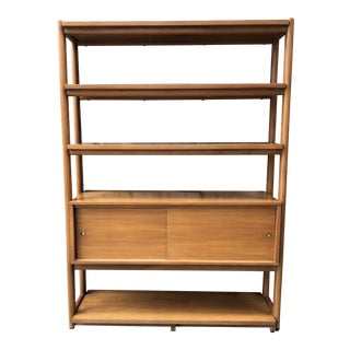 1950s Danish Modern Milo Baughman for Drexel Room Divider For Sale