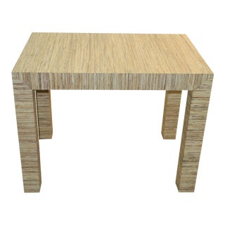 Bungalow 5 Parsons Side Table For Sale