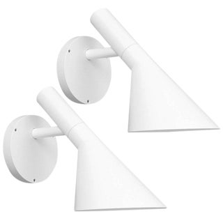 Arne Jacobsen AJ 50 Outdoor Wall Light For Sale