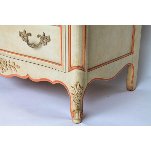 French Provincial Highboy by Kindel - Image 6 of 11