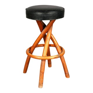 Bamboo Bar Stools For Sale