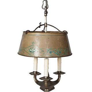 Bouillotte Lamp Circa 1865