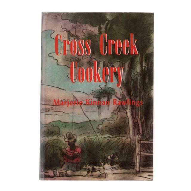 """1942 """"Cross Creek Cookery"""" Collectible Book For Sale"""