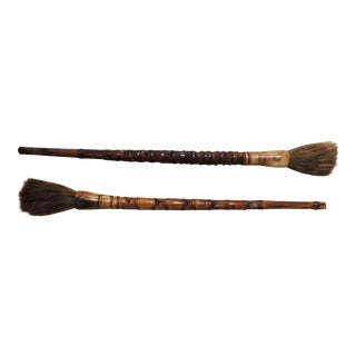 Large Chinese Calligraphy Brushes For Sale